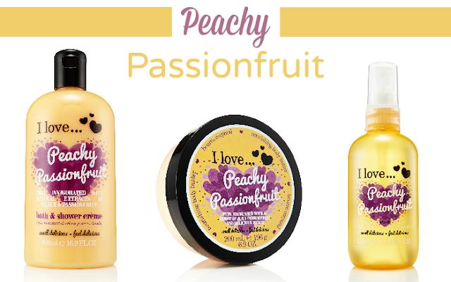 productos con olor a frutas
