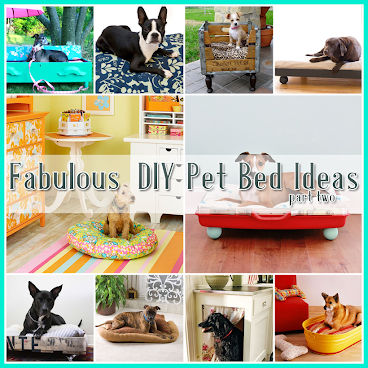 Pet Bed Ideas Part 2