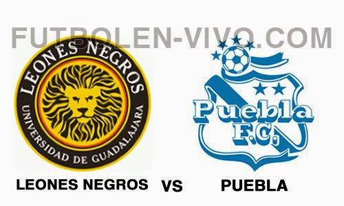 Leones Negros vs Puebla