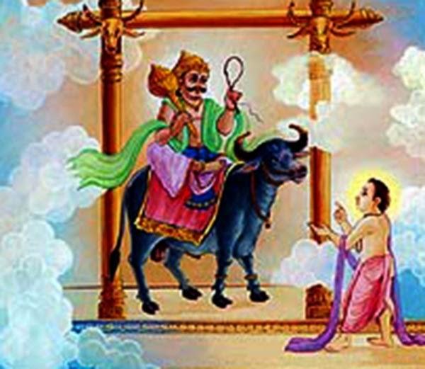 Yamraj Nachiketa Story in Hindi