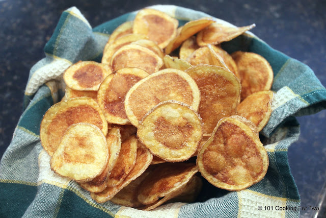How to Make Potato Chips from 101 Cooking For Two
