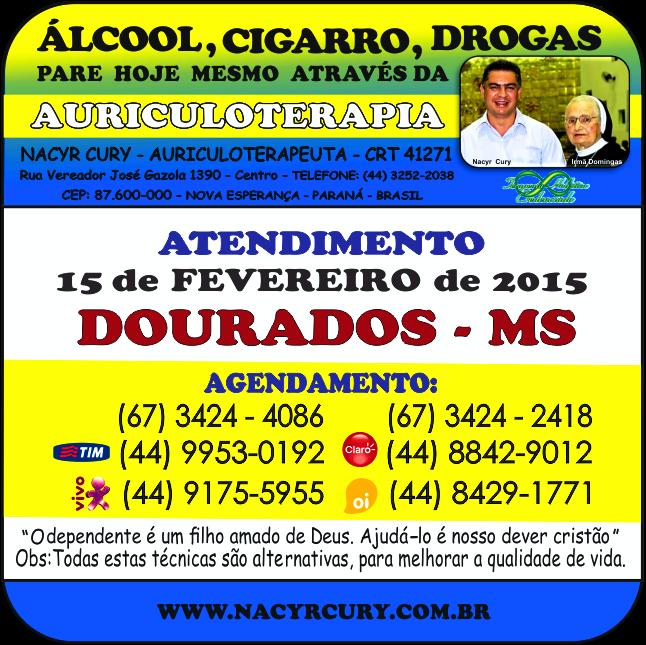 Saiba mais no site : www.nacyrcury.com.br