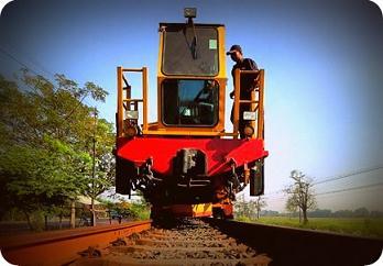 Pembangunan Rel Kereta Tanah Papua Dipastikan Molor