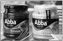 ABBA naam geschiedenis - visproduct