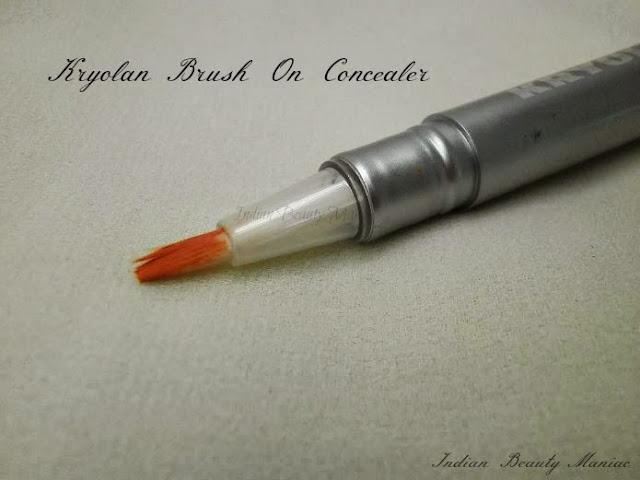 Kryolan Brush On Concealer orange corrector in shade 06