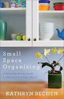 Small Space Organizing Paperback & eBook