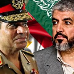 al-Sisi and Mashal
