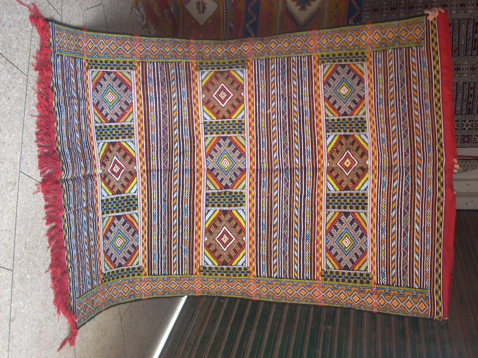 tapis kilim marocaine le reste des dimensions 3. Black Bedroom Furniture Sets. Home Design Ideas