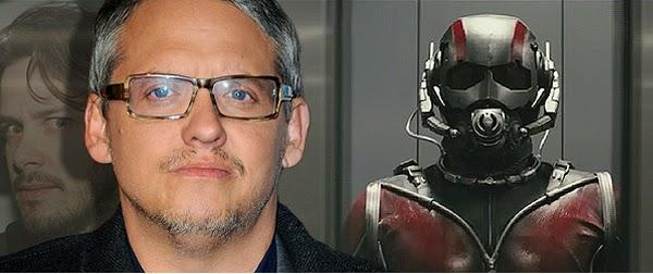 Adam Mckay director de Ant-Man