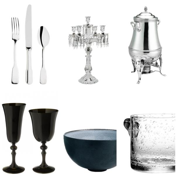 ¡Alquila la vajilla, mesas y sillas de tu boda!