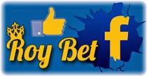 RoyBet on Facebook
