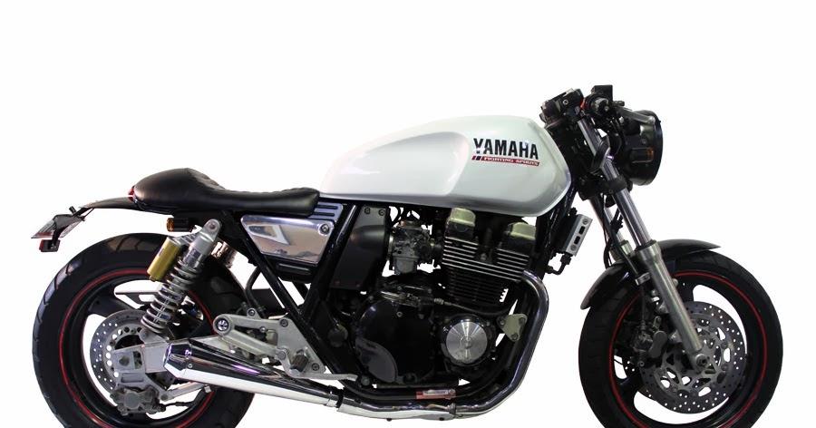 Custom Motorcycle Yamaha XJR400 by Ellaspede | バイク