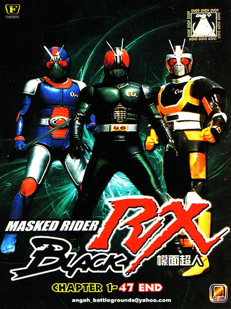 Kamen Rider Black Rx Movie : Stay In the World [Sub Indo ...
