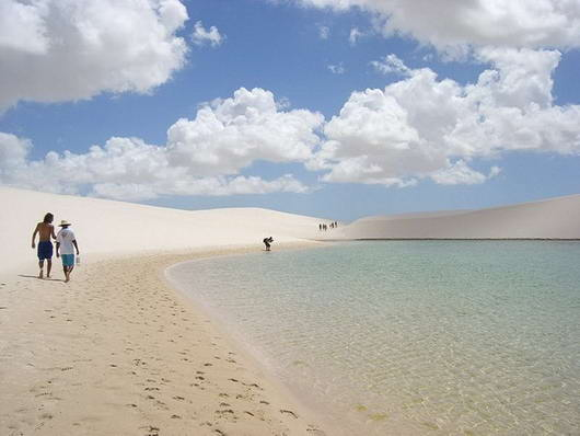 Indahnya Taman Nasional Lençóis Maranhenses Pantai_Padang_pasir%255B11%255D