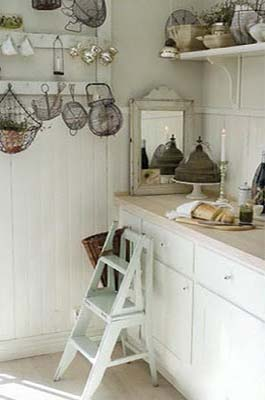 Country Style Chic: Scandinavian Country Style