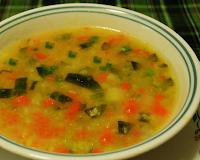 Sopa de Legumes (vegana)