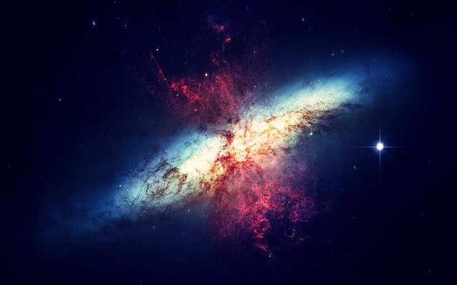 radiación gamma estrella