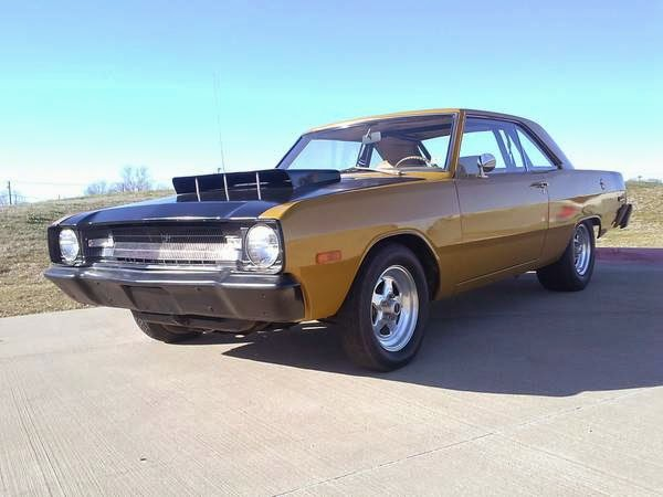 1975 Dodge Dart 440 Ci Prostreet Mopar For Sale Buy