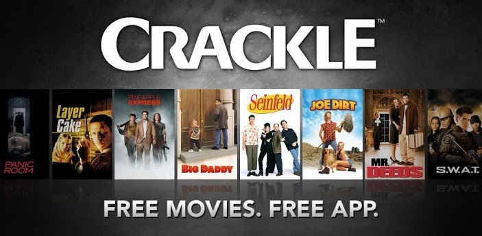 Crackle-Free Android Moive App