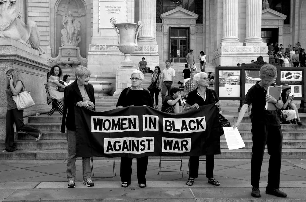 Women in Black Against War