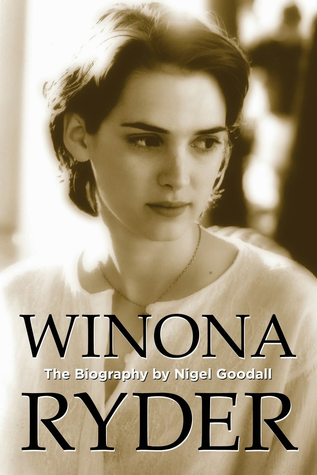 MY OTHER BOOKS ON KINDLE Winona Ryder - The Biography