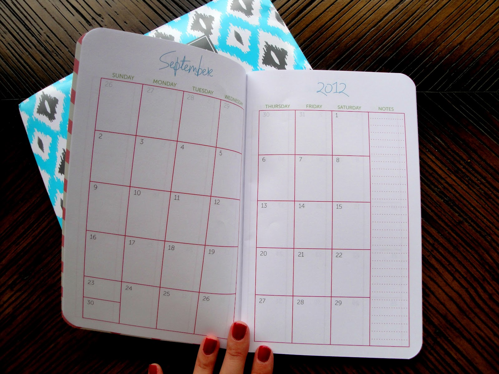 image about May Books Planner named Food items, Appreciate, Existence: lifestyle prepare with could possibly textbooks planners