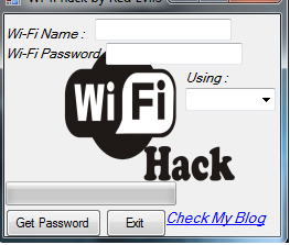 wifi password hack tool no survey