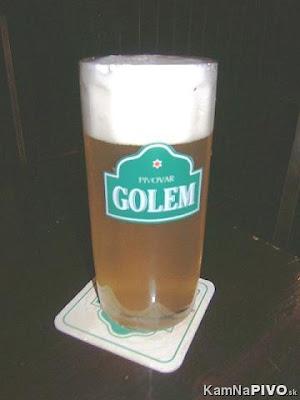 Pivo Golem