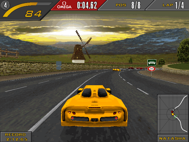 Need for Speed 2 SE - PC Game Download Free Full