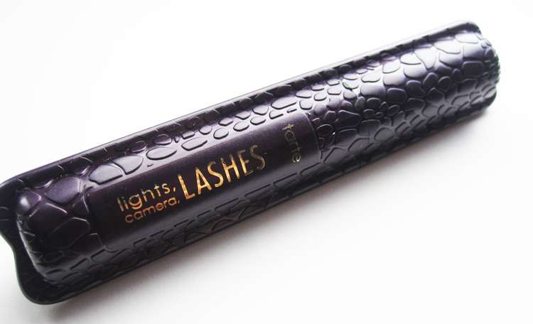 tarte Lights, Camera, Lashes Mascara review