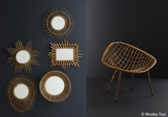 miroir oeil de sorci re. Black Bedroom Furniture Sets. Home Design Ideas