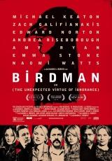 Carátula del DVD Birdman