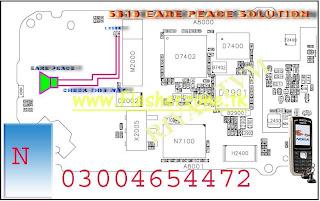 nokia 1650 ear peace hardware jumper solution diagram|nokia 1650 speaker hardware jumper solution diagram