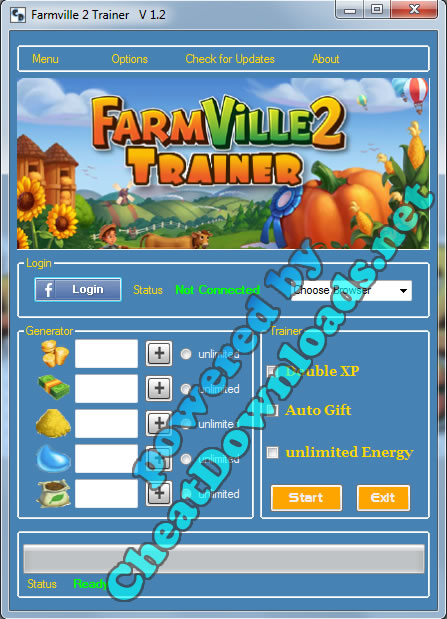 FREE Farmville 2 Cheat Engine