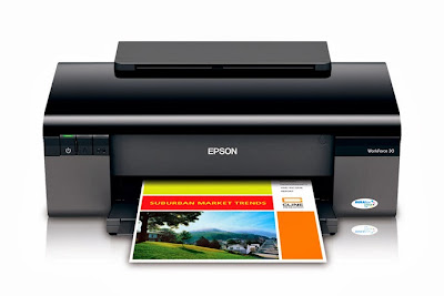 Download Epson WorkForce 30 Inkjet Printer Printer Driver & guide how to install