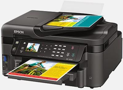 epson workforce wf-7620 software