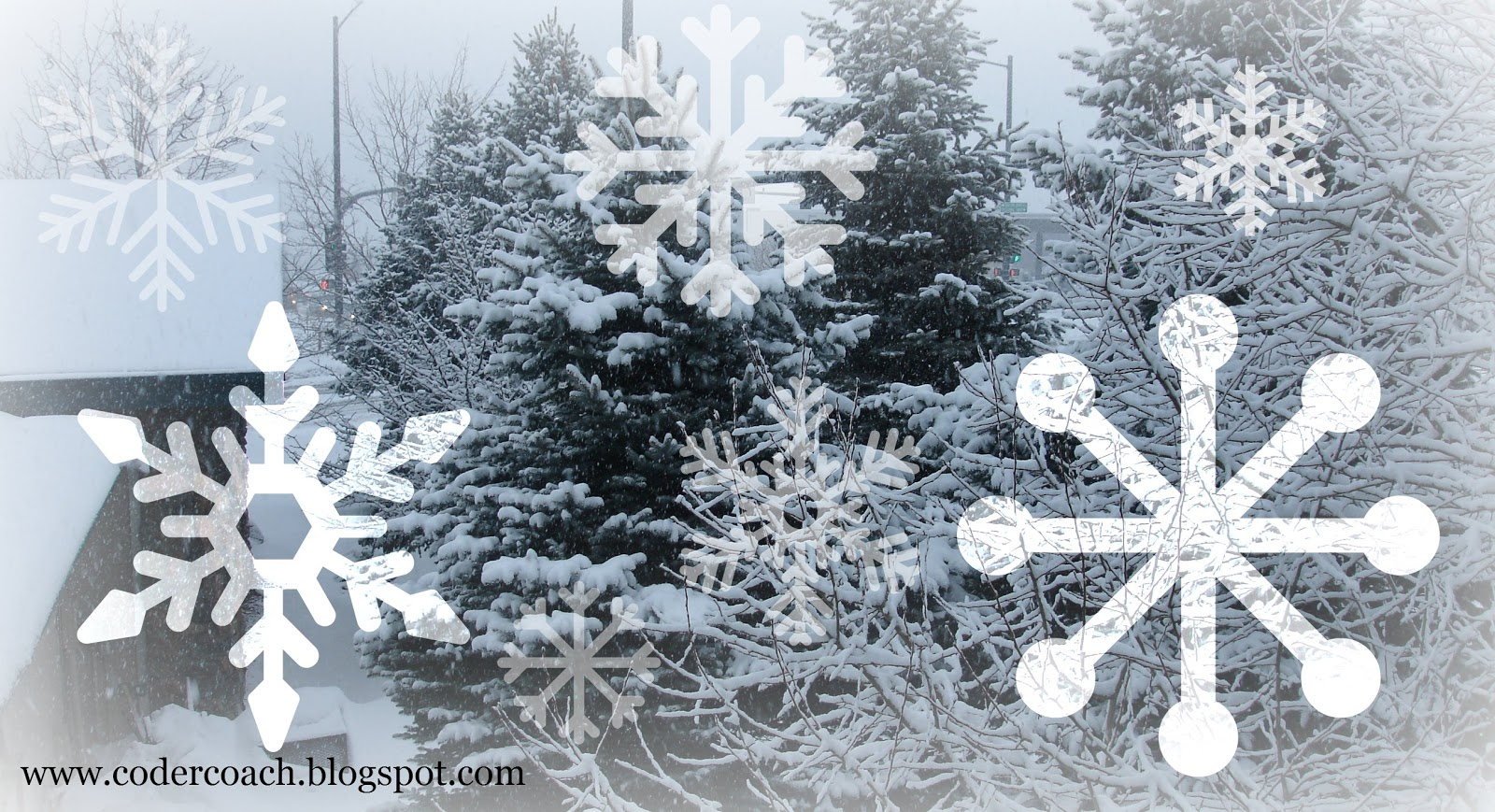 Coder Coach: Twelve Codes of Christmas: On the Sixth Day of ...