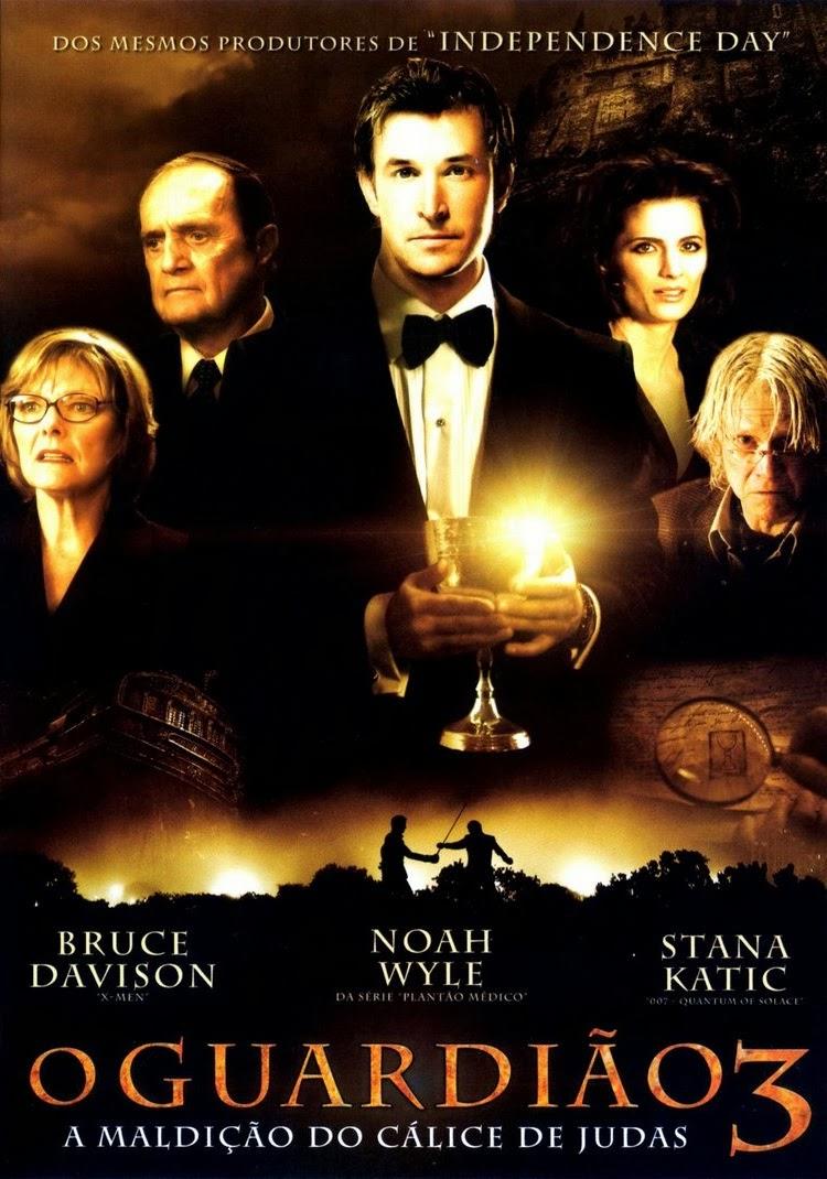 O Guardião 3: A Maldição do Cálice de Judas – Dublado (2008)