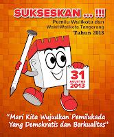 Sampai bertemu kembali di Pemilihan Umum Kepala Daerah (Walikota) Kota Tangerang 2018