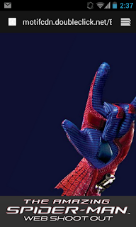 The Amazing Spider-Man 2 Web Shooters