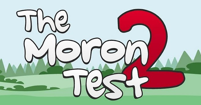 Download Moron Test 2 di Android Ayo Linux