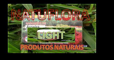 tudo em produtos naturais