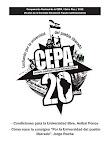 Textos de formación que editamos x los 20 años de la CEPA en el 2011