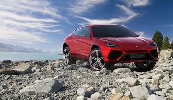 Lamborghini Spor Otomobili Urus ile Geliyor