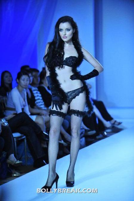 , Kristina Akheeva Hot Bikini Pics - Shahid Kapoor's New Girlfriend