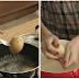 Aprendendo a descascar batata rapidinho com a Carolina Ferraz