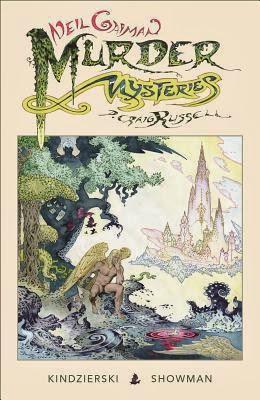 Murder Mysteries by Neil Gaiman
