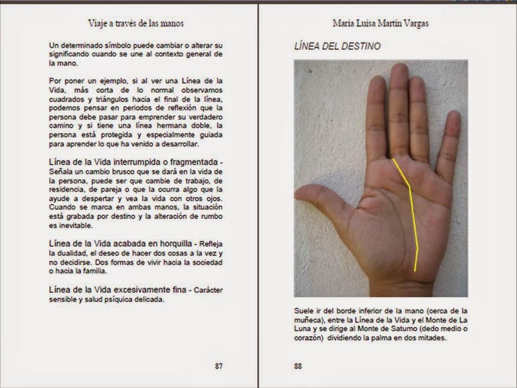 Fragmento del libro Viaje a través de las manos