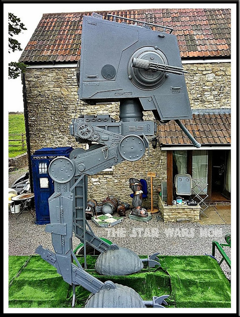 Star Wars Life Size AT-ST Scout Walker For Sale
