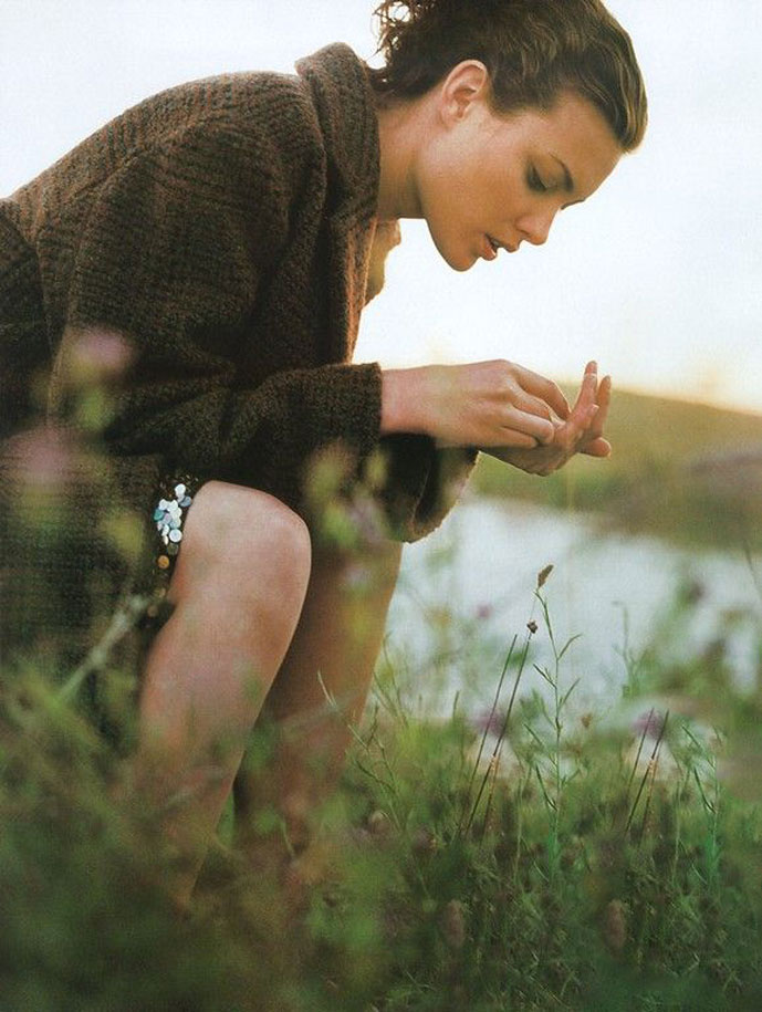 Vogue UK October 1997 (photography: Carter Smith; styling: Kate Phelan)
